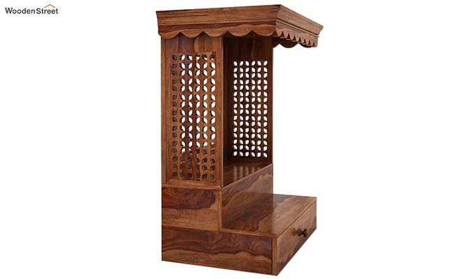Valdim Home Temple (Teak Finish)-6