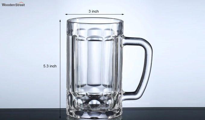 350 ML Beer Mugs - Set of 2-5