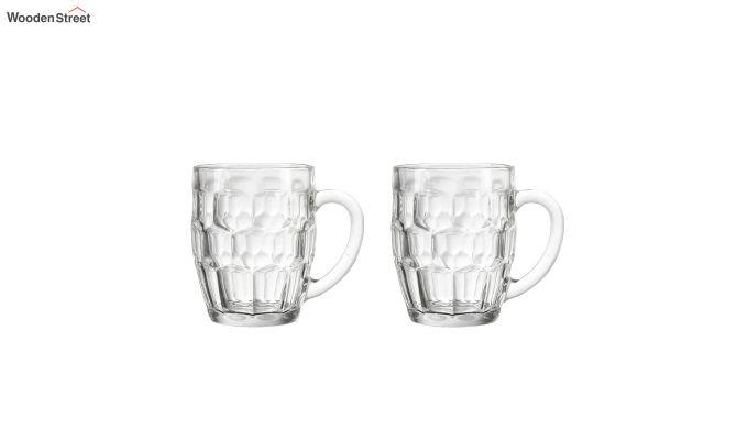 400 ML Premium Quality Beer Mugs - Set of 2-2