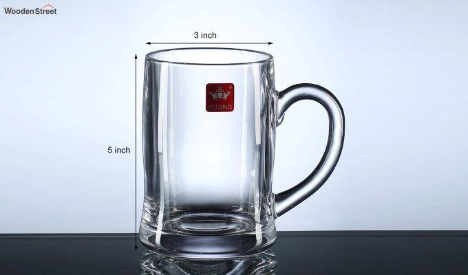 420 ML Beer Mugs - Set of 2-4