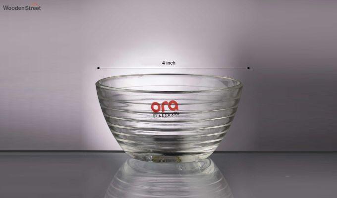 250 ML Glass Serving Bowls - Set of 12-2