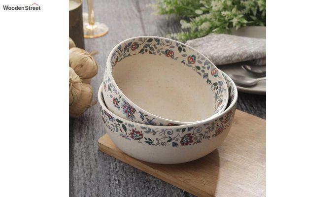 Ceramic 1.4 L Serving Bowls - Set of 2-1