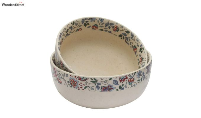 Ceramic 1.4 L Serving Bowls - Set of 2-3