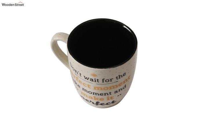250 ML Ceramic Coffee Mugs - Set of 6-4