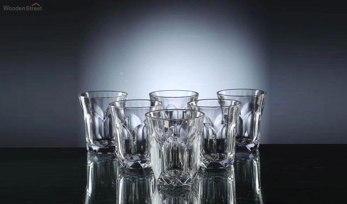 200 ML Everyday Glasses - Set of 6-2