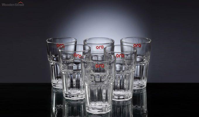 350 ML Ora Premium Quality Everyday Glasses - Set of 6-2