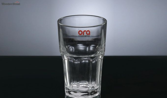 350 ML Ora Premium Quality Everyday Glasses - Set of 6-3