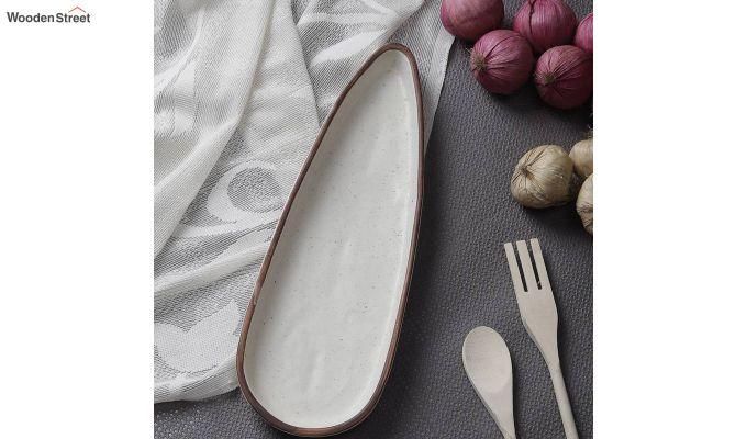 Ceramic Round Platter-1