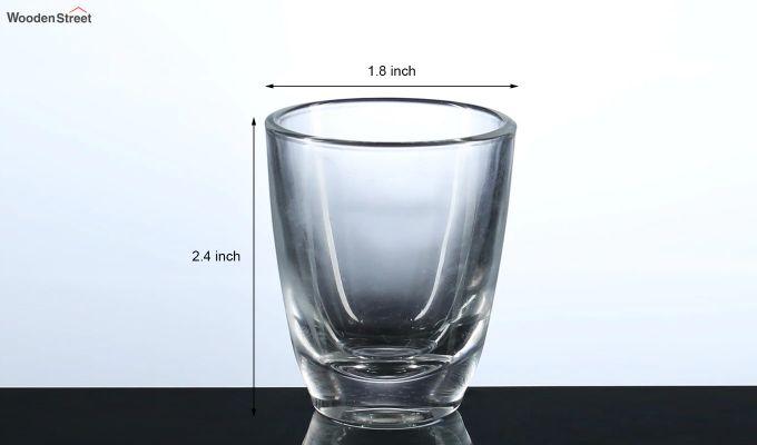 50 ML Austin Shot Glasses - Set of 6-5