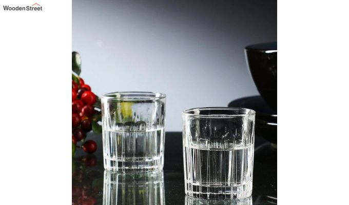 50 ML Burg Shot Glasses - Set of 6-1