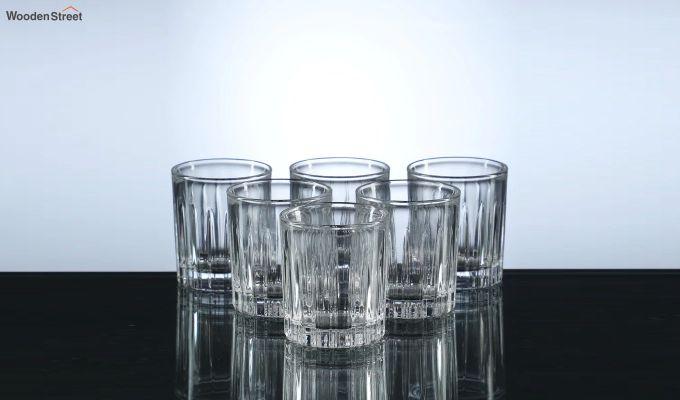 50 ML Burg Shot Glasses - Set of 6-2