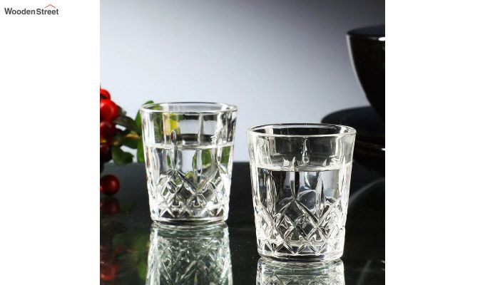 50 ML Conical Shaped Shot Glasses - Set of 6-1