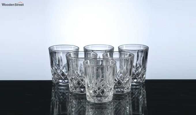 50 ML Conical Shaped Shot Glasses - Set of 6-2