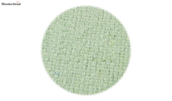 Mint Green Cotton Table Placemats (13×19 Inch , Pack of 4)-5