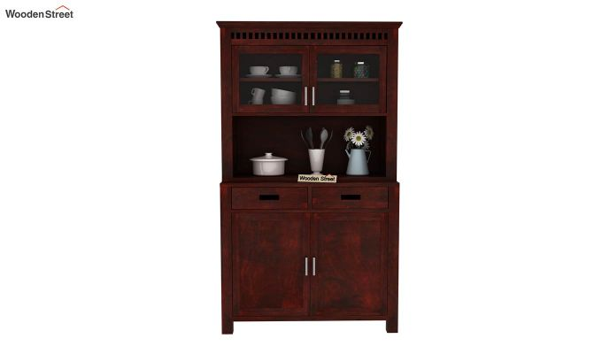 Adolph Hutch Cabinet (Mahogany Finish)-2