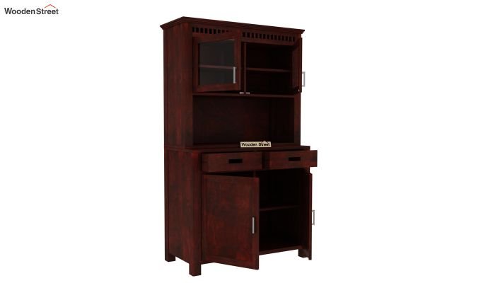 Adolph Hutch Cabinet (Mahogany Finish)-3