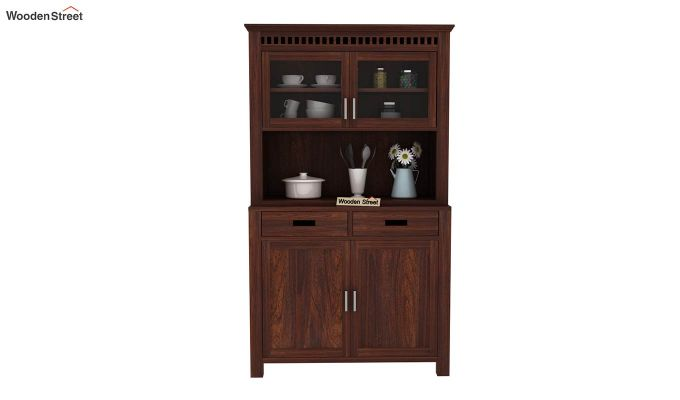 Adolph Hutch Cabinet (Walnut Finish)-2