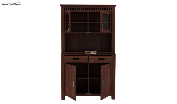 Adolph Hutch Cabinet (Walnut Finish)-4