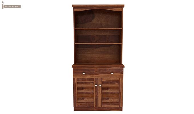 Aelita Kitchen Cabinet (Teak Finish)-4