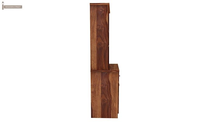 Aelita Kitchen Cabinet (Teak Finish)-7