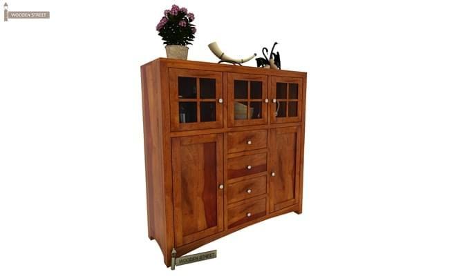 Carrock Cabinet (Honey Finish)-2