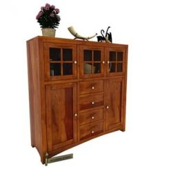 Carrock Cabinet (Honey Finish)
