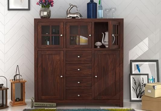 Buy dining room cabinets online India