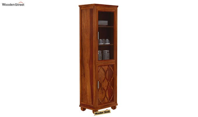 Montana Kitchen Cabinet (Honey Finish)-2