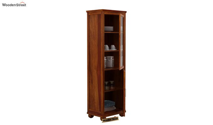 Montana Kitchen Cabinet (Honey Finish)-4