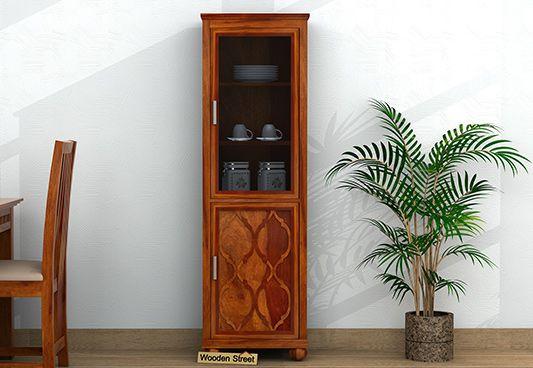 modern wooden kitchen cabinets online India