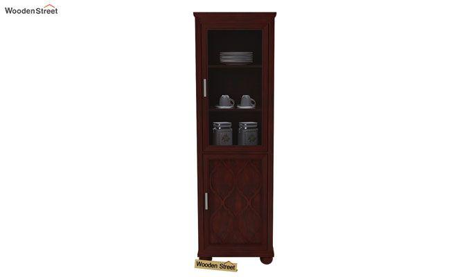Montana Kitchen Cabinet (Mahogany Finish)-2