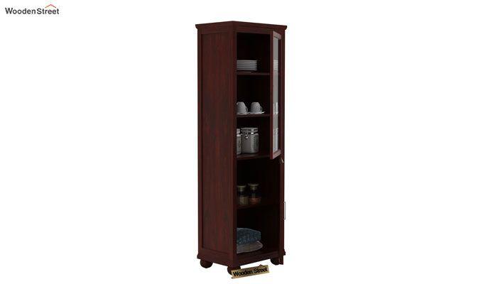 Montana Kitchen Cabinet (Mahogany Finish)-3