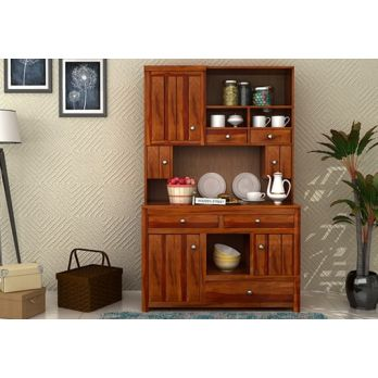 solid wood kitchen cabinet online india