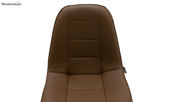 Eames Replica Cushioned Verdi Iconic Chair (Brown)-3