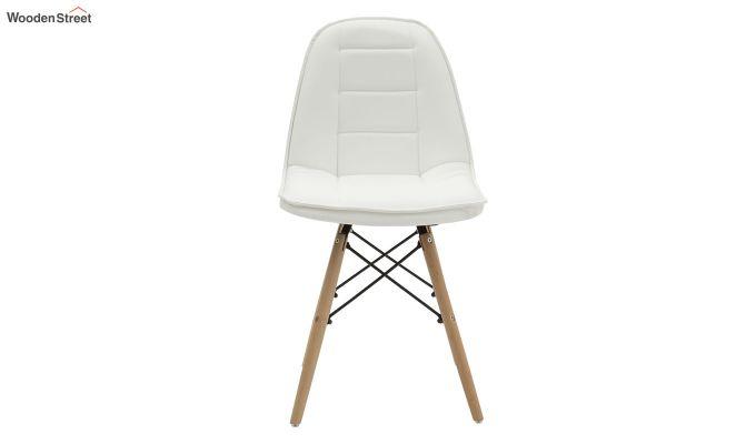Eames Replica Cushioned Verdi Iconic Chair (White)-3