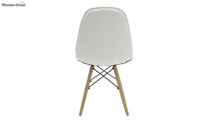 Eames Replica Cushioned Verdi Iconic Chair (White)-6