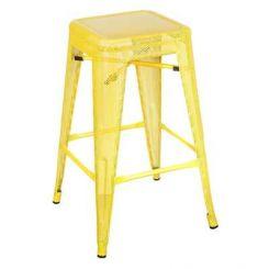 Alba Iron Stool (Yellow)