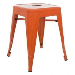 Billy Iron Stool (Saffron)