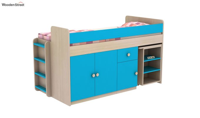 Canary Bunk Bed (Celestial Blue)-3