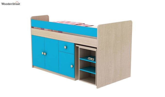 Canary Bunk Bed (Celestial Blue)-4