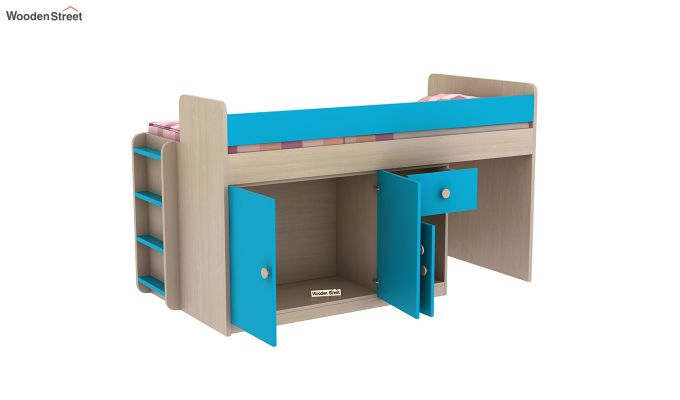 Canary Bunk Bed (Celestial Blue)-11