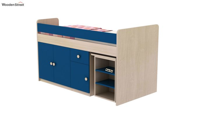 Canary Bunk Bed (Electric Blue)-4