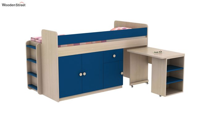 Canary Bunk Bed (Electric Blue)-6