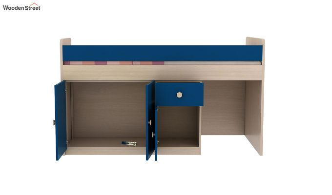 Canary Bunk Bed (Electric Blue)-8