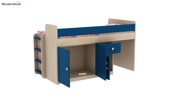 Canary Bunk Bed (Electric Blue)-11