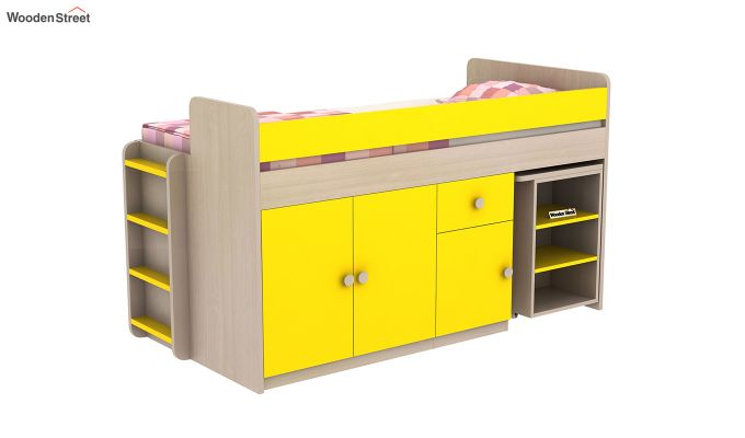 Canary Bunk Bed (Marigold Yellow)-3