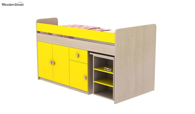 Canary Bunk Bed (Marigold Yellow)-4