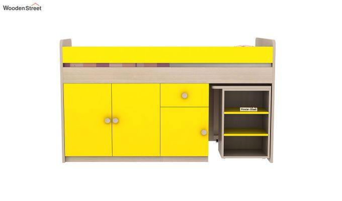 Canary Bunk Bed (Marigold Yellow)-5