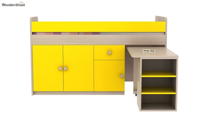 Canary Bunk Bed (Marigold Yellow)-7