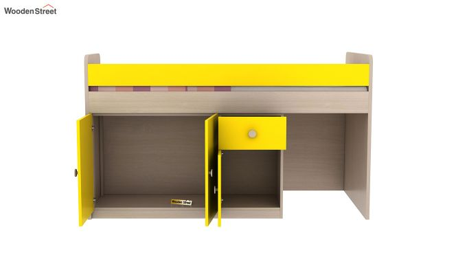 Canary Bunk Bed (Marigold Yellow)-8